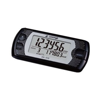 Buy Low Price Yamax EX510 Multi-Function Power-Walker Pedometer – Tri Axis (EX-510)