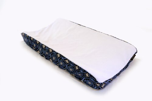 Ah Goo Baby Changing Pad Cover, Blueberry