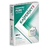 Kaspersky Pure v2 Total Security 3 User 1 Year (PC)