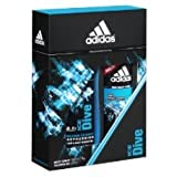 Adidas Ice Dive Deo Body Spray & Shower Gel