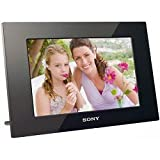 Sony DPF-D1010 10.2-Inch WVGA LCD (16:10) Digital Photo Frame (Black)