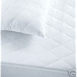 Fitted Mattress Cover Vinyl Waterproof Bed Bug Allergy