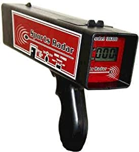 Sports Radar Speed Gun SR3600 by Sports Radar
