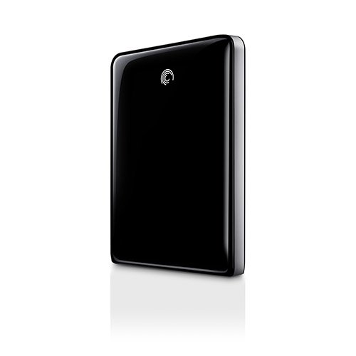 Seagate FreeAgent GoFlex 500GB USB2.0/3.0 External Portable Hard Drive - Black