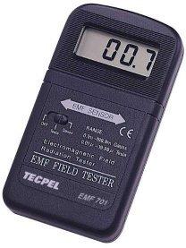EMF Meter - Tecpel EMF-701 Electromagnetic Field Tester