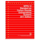 NFPA 12: Standard on Carbon Dioxide Extinguishing Systems (2011) - NFPA - NF-12 - ISBN: B0050854IU - ISBN-13: