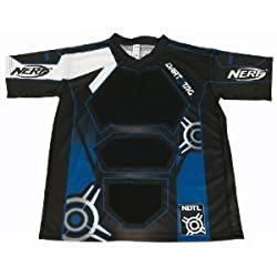 NERF Dart Tag Official Competition Jersey (L/XL Blue)
