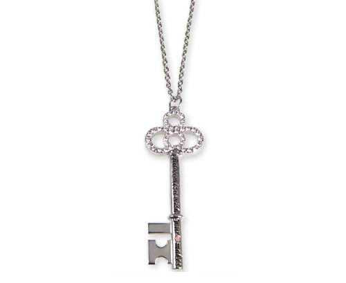 Disney Couture Cinderella Key Necklace