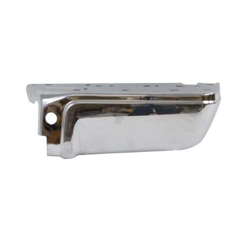 Plastic Rear Passenger Side Bumper End For Blazer 98-04 Primed