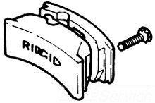 Ridgid 40395 SET OF CLAMPS W/SCREWS труборез ridgid 23488