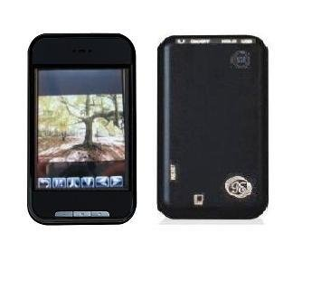 Pyrus 8gb Mp3/mp4 Player with 2.8 Inch Touch Screen