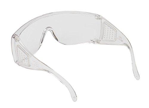 Occhiali di protezione Jackson Safety * V10unispec II-Lente/Incolore-Bustina di 1paio di occhiali