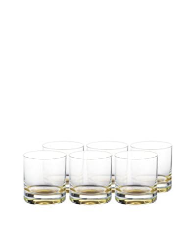 Eisch Set of 6 Gentleman Sensis Plus 14.1-Oz. Double Old Fashioneds