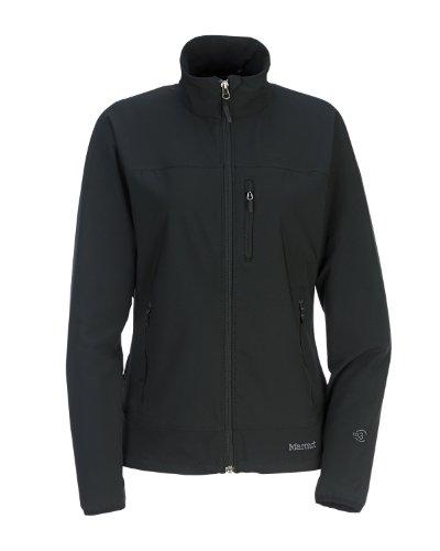 Marmot 98300 Ladies Tempo Jacket - Black - 'Xl
