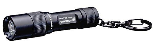 GENTOS(ジェントス) LEDライト パトリオ 【実用点灯12時間】 GP-4BK