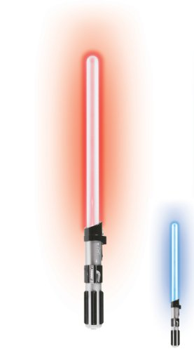 Imagen de Uncle Milton Star Wars Lightsaber Ciencia Mini detector de Dark Side