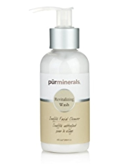 Pür Minerals® Revitalizing Face Wash 120ml