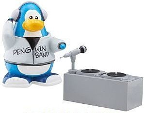Buy Low Price Jakks Pacific Disney Series 2 Club Penguin 2″ Mix 'n Match Figure Pack – Band Member Party Pack (B001TNO8H8)