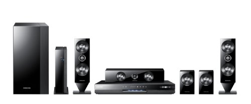 Samsung HTD6500W 5.1 CH 3D Blu-Ray Home Theater System