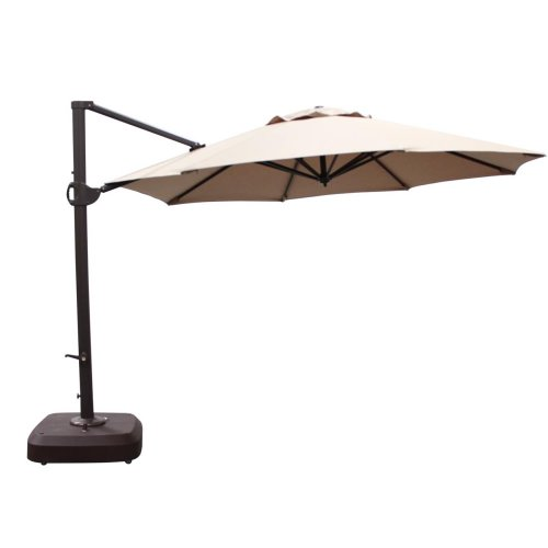 11 Ft Cantilever Patio Umbrella High Resolution 11 Ft