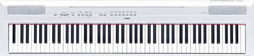 Best Review Of Yamaha P115WH Digital Piano