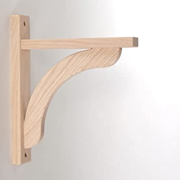 Best Wooden Shelf Brackets For You
