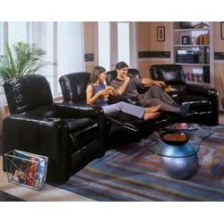Berkline 45090 Matinee Home Theater Seating