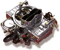 Holley 0-80457S Model 4160 Street Performance 600 Cfm Square Flange 4-Barrel Vacuum Secondary Electric Choke New Carburetor