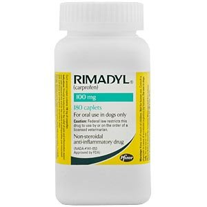 Pfizer Rimadyl Per Caplet,100 Mg Healthcare & Supplements Picture