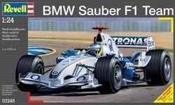 ドイツレベル BMWザウバー F1 06 (1/24スケールプラスチックモデル) R07245
