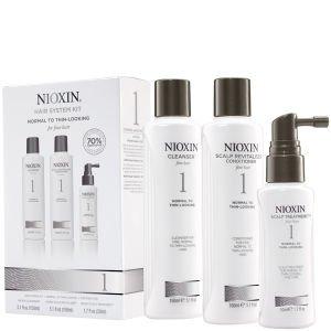 Nioxin Hair System Kits 3 part System
