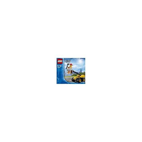 Lego City Repair Lift Polybag Set 30229 - 1