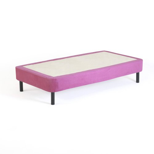 Memory Foam Kidz Cover For Twin Box Spring Or Metal Foundation Pink New Ebay