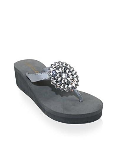 Olivia Miller Women's Florence Wedge Sandal