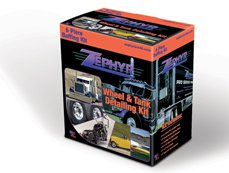 Zephyr 6 Piece Buffing Kit (Zephyr Pro 40 Metal Polish compare prices)