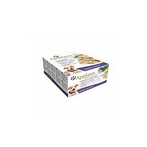 Applaws Dog Food Tin Multipack Supreme Selection 8 x 156g (1.25kg)