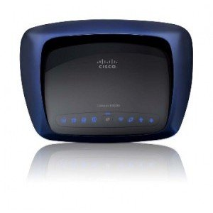 Linksys E1000 wifi router with 300mbps