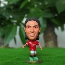 "Manchester United Manchester United Radamel Falcao #9 Toy Figure 2.5"""