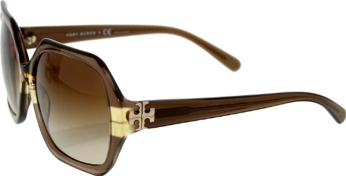 Tory Burch Sunglasses Tory Burch TY 7051 112513 BROWN GOLD STRIPED