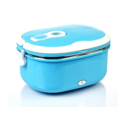USB Charging Electric Lunch Box with Car Charging Function, Stainless Steel Liner by Global Care Market® (Electric Lunch Box compare prices)