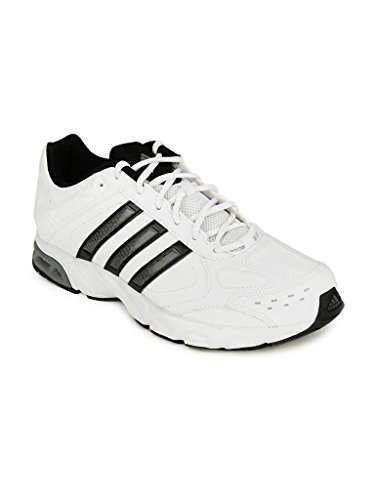 Adidas Adidas Men White Impulse Syn Sports Shoes
