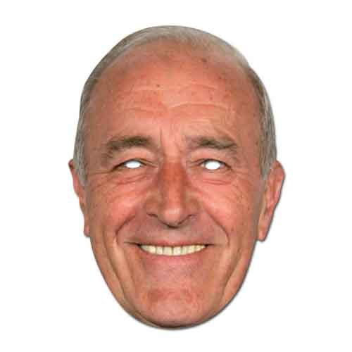 Len Goodman Celebrity Face Mask
