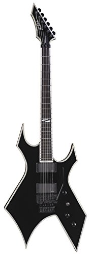 B.C. Rich Njdlxwo Nj Deluxe Warlock Solid-Body Electric Guitar