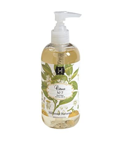 Hillhouse Naturals 8.25-Oz. Citrus No.7 Hand Wash