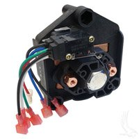 Club Car Heavy Duty Forward and Reverse Switch (1996-up) DS 48-volt Golf Cart