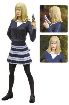 "Buffy: ""Welcome to the Hellmouth"" Schoolgirl Darla Action Figure - 1"