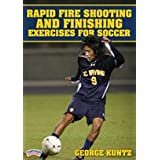 Rapid fire shooting and finishing exercises for soccer