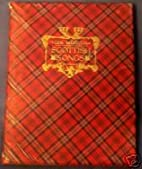Gem Selection Scottish Songs by Alfred W.…