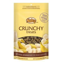 Nutro Crunchy Treats Banana Dog Biscuits 12-10 oz Bags