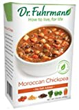 Dr. Fuhrman's Moroccan Chickpea Soup (case of 12)